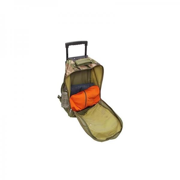 special pattern trolley bag