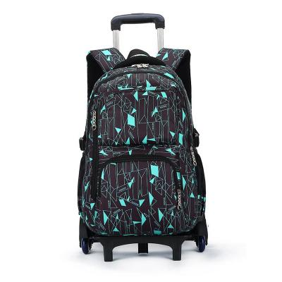 Unisex Rolling Daypack