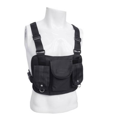Chest Harness Front Pack