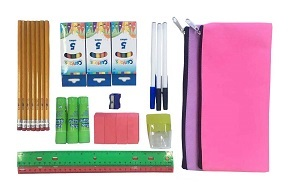 Backpack School Supply Kits